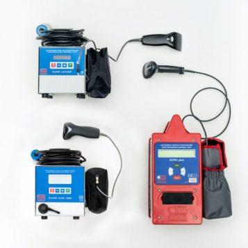 Electrofusion welding units