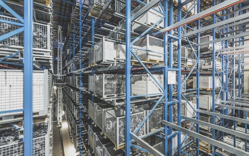 Centro logistico Eurostandard
